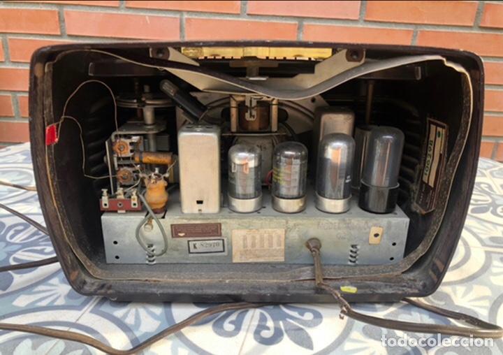 Radios antiguas: Radio antigua philco 48-460. Más poniendo USMO . - Foto 5 - 218311813