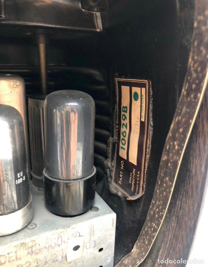 Radios antiguas: Radio antigua philco 48-460. Más poniendo USMO . - Foto 7 - 218311813