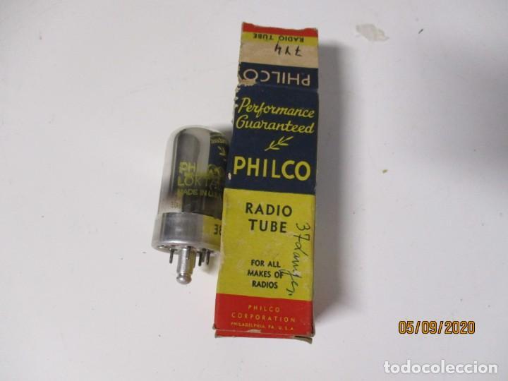 VALVULA 7Y4 PHILCO USADA SIN PROBAR (Radios, Gramófonos, Grabadoras y Otros - Repuestos y Lámparas a Válvulas)
