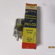 Radios antiguas: VALVULA 7Y4 PHILCO USADA SIN PROBAR. Lote 218538358