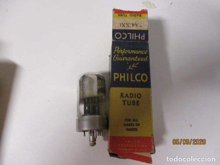 VALVULA 7A4/XXL PHILCO USADA SIN PROBAR (Radios, Gramófonos, Grabadoras y Otros - Repuestos y Lámparas a Válvulas)