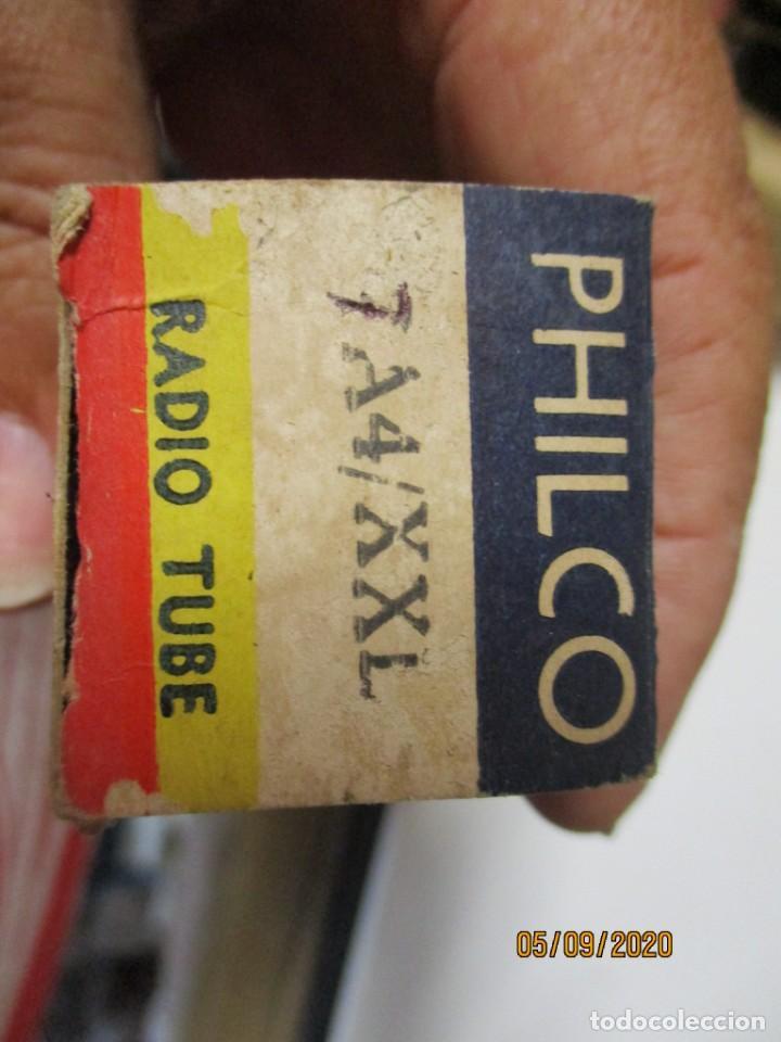 Radios antiguas: valvula 7A4/XXL PHILCO USADA SIN PROBAR - Foto 2 - 218545872