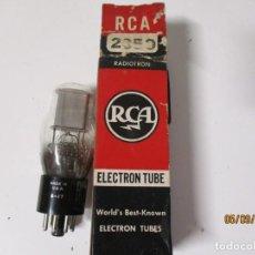 Radios antiguas: VALVULA 2050-RCA-USADA SIN PROBAR. Lote 218546173