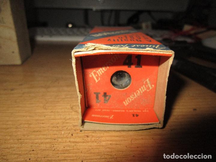 VALVULA 41 NUEVA (Radios, Gramófonos, Grabadoras y Otros - Repuestos y Lámparas a Válvulas)
