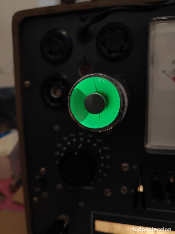 Radios antiguas: 1 unidad Válvula ojo mágico 6E5 - Tungsram - nueva - Foto 2 - 221276518