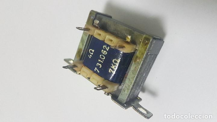 TRANSFORMADOR UNIVERSAL DE ALTAVOZ DE RADIO - NUEVOS - MARCA AVISOR (Radios, Gramófonos, Grabadoras y Otros - Repuestos y Lámparas a Válvulas)