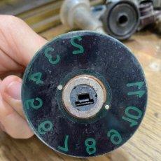 Radios antiguas: TAPÓN DESPIECE RADIO ANTIGUA - MEDIDAS 7 X 2,5 CM. Lote 221552592