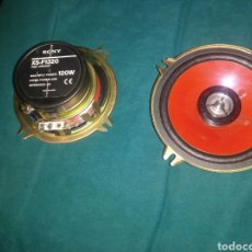 Radios antiguas: ALTAVOCES SONY XS-F1320. Lote 222083075