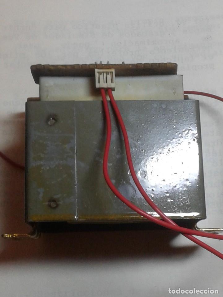 Radios antiguas: TRANSFORMADOR - Foto 2 - 222171125