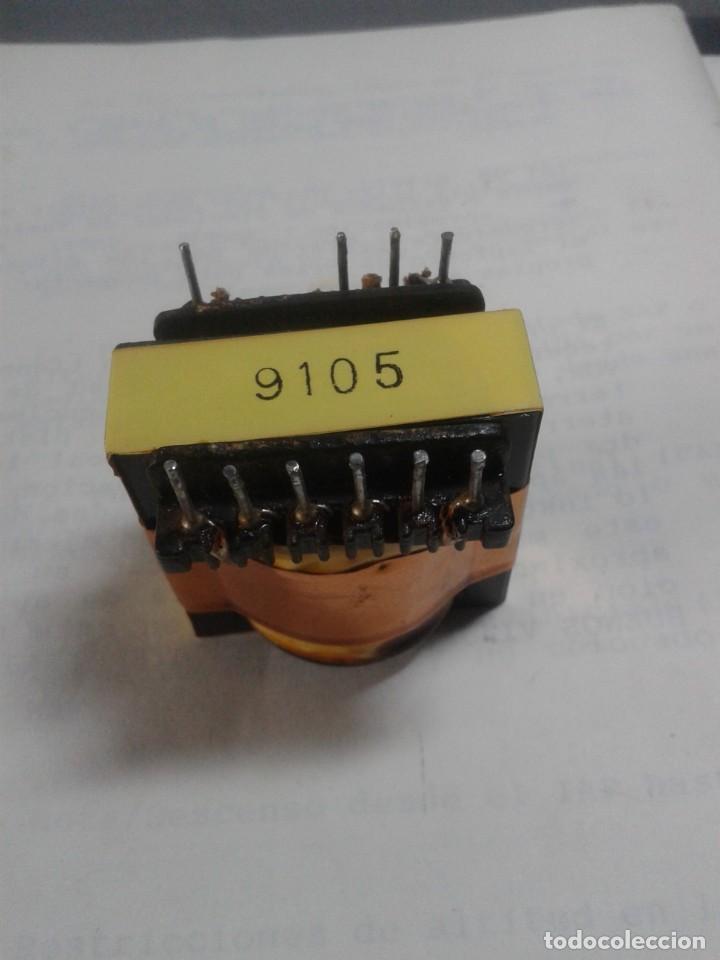 Radios antiguas: TRANSFORMADOR - Foto 2 - 222195161