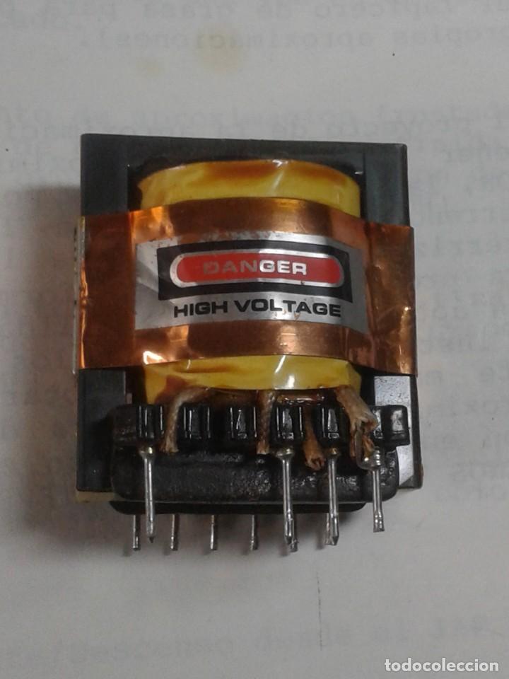 TRANSFORMADOR (Radios, Gramófonos, Grabadoras y Otros - Repuestos y Lámparas a Válvulas)