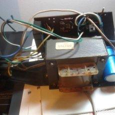 Radios antiguas: GRAN TRANSFORMADOR CON COMPONENTES SANYO. Lote 222280692