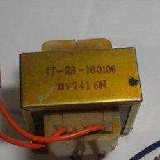 Radios antiguas: TRANSFORMADOR. Lote 222711977