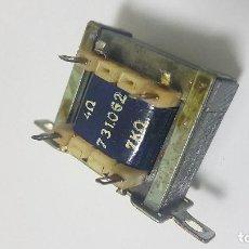 Radios antiguas: TRANSFORMADOR UNIVERSAL DE ALTAVOZ DE RADIO - NUEVOS - MARCA AVISOR. Lote 224376756