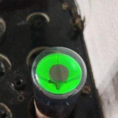 Radios antiguas: VALVULA OJO MAGICO EM4-COMO NUEVA AL 100% DE LUZ.. Lote 225250602