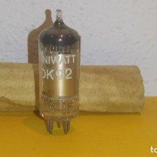 Radios antiguas: VALVULA DK92-PHILIPS-NUEVA-NOS-TUBE.. Lote 225479210