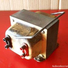 Radios antiguas: TRANSFORMADOR ANTIGUO. Lote 227739640