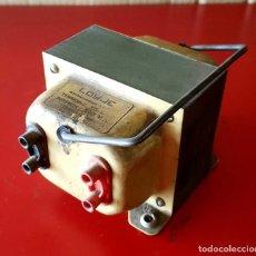 Radios antiguas: TRANSFORMADOR ANTIGUO. Lote 227739725
