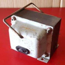 Radios antiguas: TRANSFORMADOR ANTIGUO. Lote 227739795
