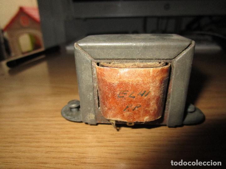 TRANSFORMADOR DE SALIDA PARA EL41 (Radios, Gramófonos, Grabadoras y Otros - Repuestos y Lámparas a Válvulas)