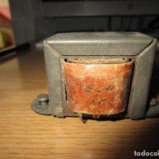 Radios antiguas: TRANSFORMADOR DE SALIDA PARA EL41. Lote 228567690