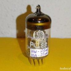 Radios antiguas: VALVULA PC88-VALVO-PINES DORADOS-PROBADA.L3.. Lote 228705995