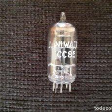 Radios antiguas: VALVULA ECC85. MINIWATT. NO TESTADA.. Lote 230733405