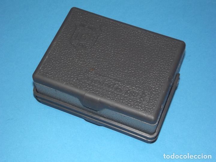CAJA PARA SUPERTESTER ICE 680R - VER DESCRIPCIÓN Y FOTOS. (Radios, Gramófonos, Grabadoras y Otros - Repuestos y Lámparas a Válvulas)
