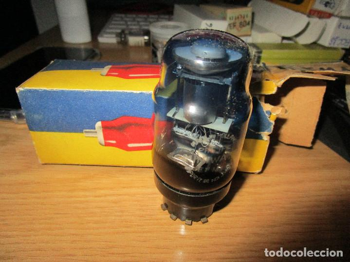 Radios antiguas: OJO MAGICO EFM1 USADA BUEN BRILLO - Foto 4 - 232035760