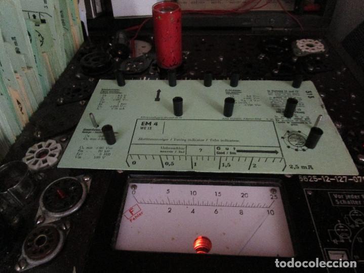 Radios antiguas: VALVULA OJO MAGICO EM4 USADA BUEN BRILLO - Foto 3 - 233408995