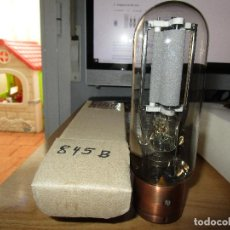 Radios antiguas: VALVULA 845 NUEVA. Lote 236226925