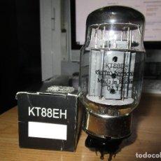 Radios antiguas: VALVULA KT88 NUEVA. Lote 236228600
