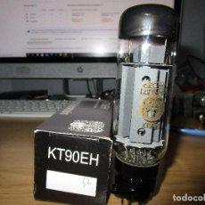 Radios antiguas: VALVULA KT90 NUEVA. Lote 236229345