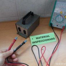 Radios antiguas: ENVIO: 5€ AUTOTRANSFORMADOR PREMO SOPORTA 350W DE 220V A 125V Y VICEVERSA. Lote 237296745