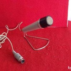 Radios antiguas: PRECIOSO MICRO,VINTAGE,UNA VIRGUERIA,PHILIPS. Lote 239758220