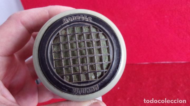 Radios antiguas: antiguo micro,precioso - Foto 5 - 239759665