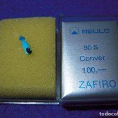 Radios antiguas: ENVIO: 3€ AGUJA PARA TOCADISCOS REULO ZAFIRO 90-S CONVER. Lote 240001665