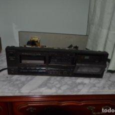 Radios antiguas: DOBLE PLETINA PARA REPUESTOS (CASSETE DECK) TECHNICS. RS TR165. Lote 240194025