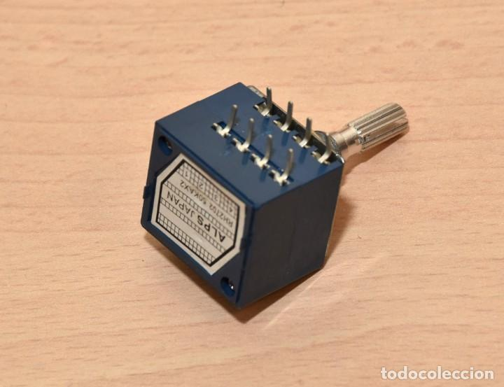 Radios antiguas: POTENCIOMETRO ALPS JAPAN RH2702 50KAX2 - Foto 2 - 240219880
