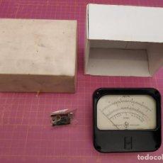 Radios antiguas: 1 PIEZA - REPUESTO MEDIDOR DE PANEL PARA VTVM HP-410B MULTIMETRO. Lote 240773800
