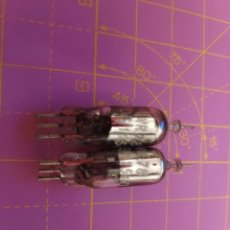 Radios antiguas: 2 UNIDADES VÁLVULA DIODO VR78 = CV1078 = QF196 = 2B36 = 10E/11540 - NOS - LOTE 2. Lote 240775785
