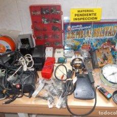 Radio antiche: ENVIO CON TC 6€ GRAN LOTE DE ELECTRONICA,COMPONENTES Y MUCHO MAS....VER FOTOS.. Lote 243798880