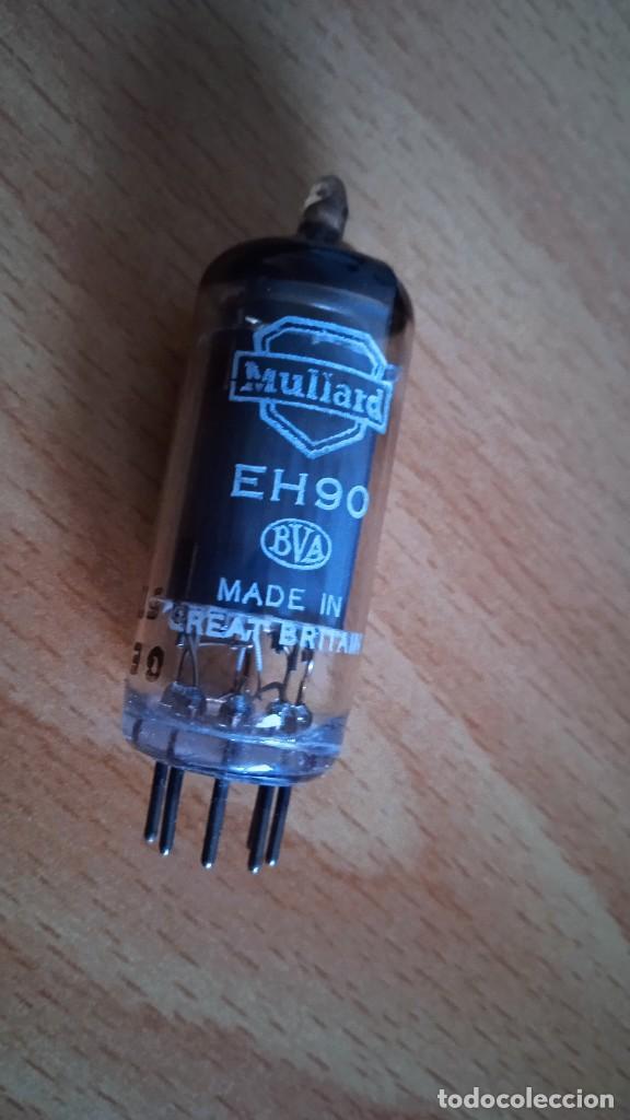 VÁLVULA EH90 MULLARD BVA = 6CS6 = EH860. TRES UNIDADES DISPONIBLES. (Radios, Gramófonos, Grabadoras y Otros - Repuestos y Lámparas a Válvulas)