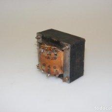 Radios antiguas: TRANSFORMADOR DE ALIMENTACIÓN PARA RADIO ANTIGUA A VÁLVULAS - VER DESCRIPCIÓN.. Lote 244521820