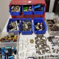 Rádios antigos: LOTE COMPONENTES ELECTRÓNICOS - RESISTENCIAS Y OTROS -OPORTUNIDAD - CIERRE DE PÁGINA. Lote 244569835