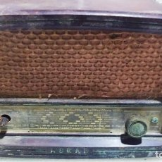 Radio antiche: ANTIGUA RADIO ASKAR PARA PIEZAS. Lote 244818880