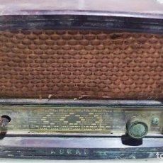Radios antiguas: ANTIGUA RADIO ASKAR PARA PIEZAS. Lote 244818880