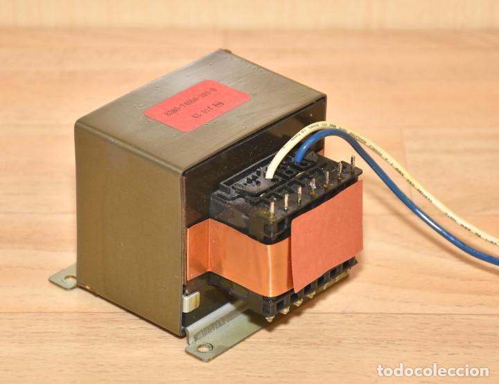 TRANSFORMADOR DE ALIMENTACION KENWOOD (Radios, Gramófonos, Grabadoras y Otros - Repuestos y Lámparas a Válvulas)