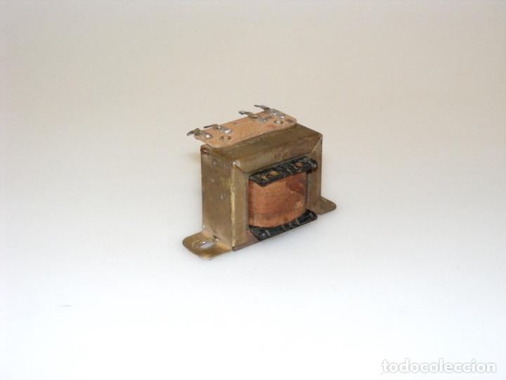 Radios antiguas: TRANSFORMADOR DE SALIDA PARA RADIO A VÁLVULAS - BUEN ESTADO. - Foto 2 - 248253960