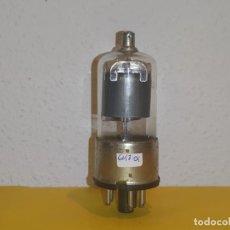 Radios antiguas: VALVULA 6K7-6K7GT-USADA Y PROBADA.. Lote 248630110